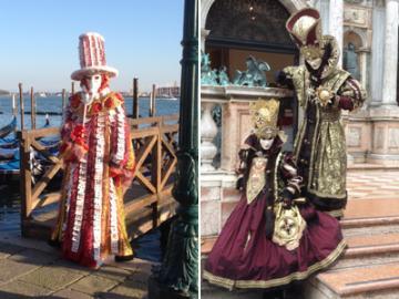 【2019年2月23日~3月5日限定】ベネチアンカーニバルの仮装おっかけ写真撮影会