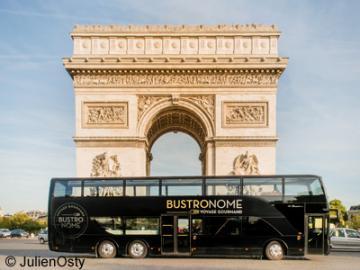 走るレストラン・グルメバス「バストロノーム(Bustronome)」