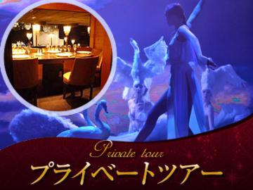 【プライベートツアー】 リド ナイトショー VIPルームプラン