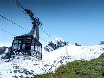 【6月から9月 催行日限定】 トップ・オブ・ザルツブルクとキッツシュタイン氷河