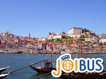 【JOIBUS】ポルトガル2日間周遊