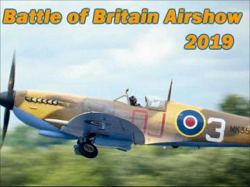 【9月21日限定】 IWMダックスフォード・エアショー2019観覧ツアー ~初心者でも楽しめる第二次世界大戦時の航空機・解説付き