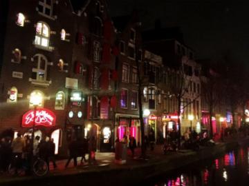 【プライベートツアー】 日本語ガイドと歩く アムステルダムのエスプリ デ・ワーレン探訪 イブニングウォーキングツアー