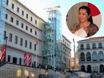 【プライベートツアー】日本人の現代美術アーティストがご案内 私だけのレイナ・ソフィア芸術センター(昼食付)