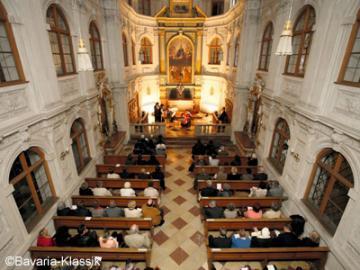 レジデンツ礼拝堂 クラシックコンサート(ディナー付きプランあり)