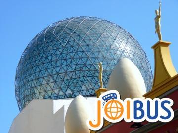 【JOIBUS】バルセロナからアヴィニョンへ ダリの町と南フランス2日間周遊
