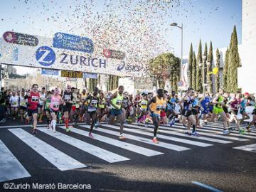 【4泊5日】2016 バルセロナ・マラソンを走ろう!【2016年3月11日~15日】
