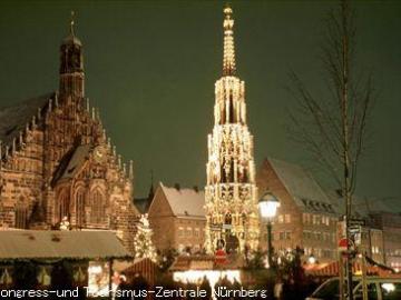 ニュルンベルクと世界遺産中世都市バンベルクのクリスマス