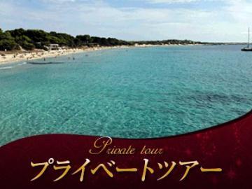 【プライベートツアー】専用車で行く イビサ島 終日周遊コース