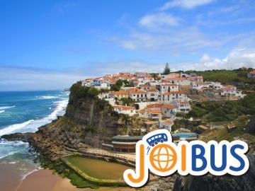 【JOIBUS】ポルト発リスボン着(途中コスタ・ノヴァ、ナザレ、ロカ岬では散策時間があります)