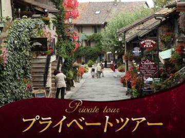 【プライベートツアー】日本語ガイドと列車と船で行く イヴォワールとニヨン1日観光
