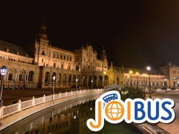 【JOIBUS】スペインのアンダルシア地方とポルトガル周遊5日間周遊