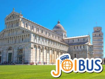 【JOIBUS】ボローニャからローマまで 中部イタリア3日間周遊