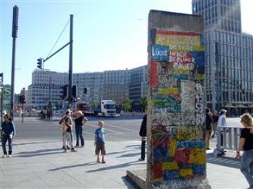 ベルリンの壁 午前ウォーキングツアー
