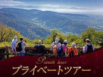 【プライベートツアー】日本語ガイドと歩く チューリッヒ近郊絶景半日ハイキング
