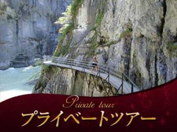 【プライベートツアー】 日本語ガイドと列車で行く ライヘンバッハの滝と渓谷アーレシュフルト午後観光