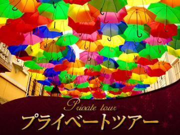 【プライベートツアー】 7月~9月限定! 専用車と日本語ガイドで行く アゲダの傘祭りとコインブラ、ナザレ1日観光~専用車のみのプランもあります