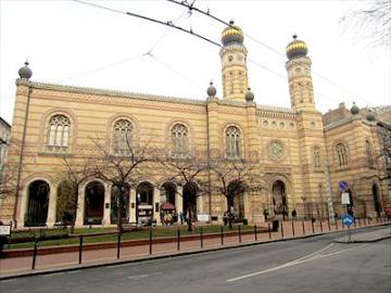 ブダペストのペスト地区散策 Bコース