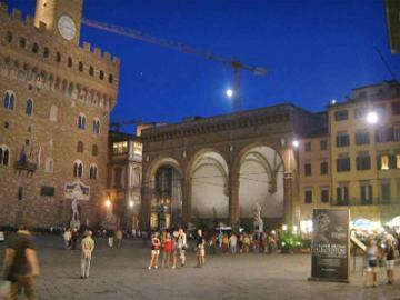 464段の階段を制覇! ドゥオモのクーポラから眺める!フィレンツェの夜景鑑賞