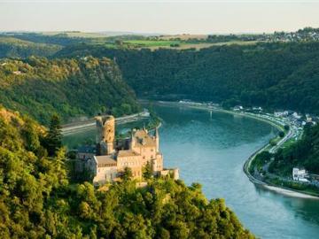 世界遺産ライン川1日観光