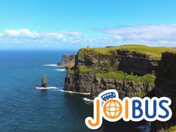 【JOIBUS】アイルランド縦断2日間周遊