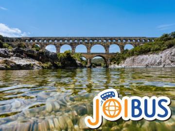 【JOIBUS】バルセロナから二―スへ 南フランス3日間周遊