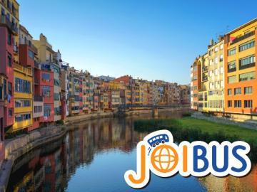 【JOIBUS】バルセロナ発カルカッソンヌ着(途中ジローナとダリ美術館のあるフィゲラスでは散策時間があります)