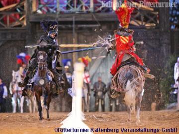 【7月31日限定】世界最大のカルテンベルク騎士祭り~限定グッズプレゼント付き