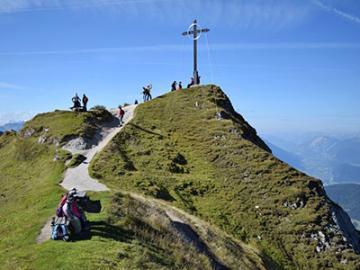【プライベートツアー】日本人唯一のオーストリア公認ハイキングガイド沼さんと行く チロルハイキング(中級)
