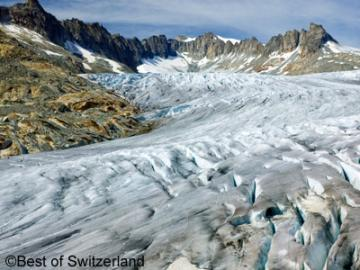 氷河と渓谷を巡る~中央アルプス1日観光