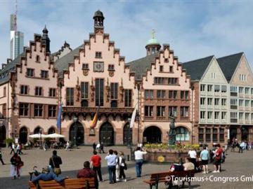 フランクフルト市内観光