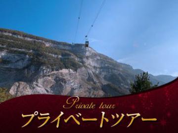 【プライベートツアー】サレーブ山半日観光 ~レマン湖とモンブラン・アルプスの絶景(午前発・午後発)