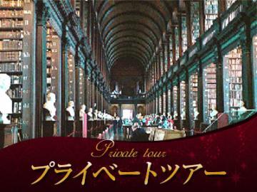 【プライベートツアー】 貸切日本語ガイドがご案内 「ケルズの書」と国立博物館 午後観光