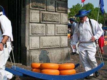 【金曜日限定】チーズとビール!美味しい北オランダツアー 日本語ガイド&ドリンク付き
