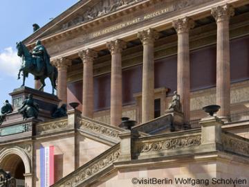 絵画館とペルガモン博物館 半日見学 ~ベルリン国立博物館群1日券付