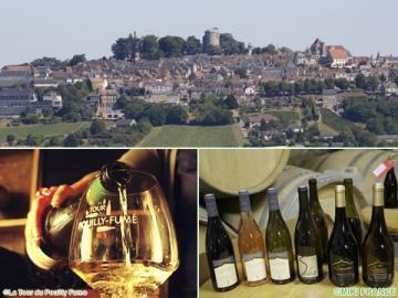 【6月1日限定】ソムリエと行くワインツアー ロワールの白ワイン~サンセールとプイィ・フュメ~