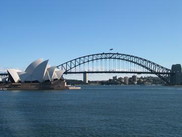 シドニー観光1日ツアー