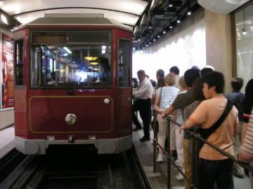 香港島丸ごと1日観光