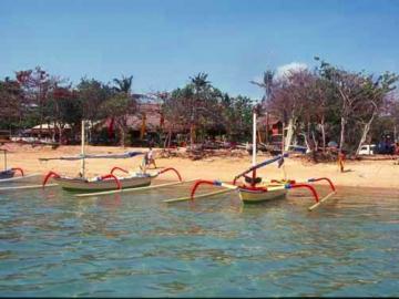 バリ・インターダイブで行くファンダイビング/体験ダイビング/スノーケリング サヌール、ヌサドゥアエリア