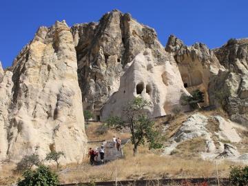 日本語プライベートガイドで行くトルコの世界遺産!カッパドキア1日ツアー グリーンツアー