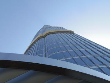 バージュ・カリファ 124階展望台 アット ザ トップ + 125階展望台入場チケット