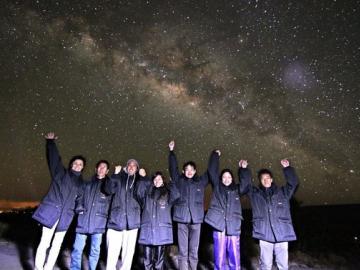 【情熱星空ガイドKAI】マウナケア山麓星空観測ツアー