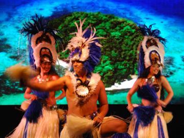 テ・モアナ・ヌイ~太平洋の物語~ ディナー・ショー デラックス(2019/9/25まで)