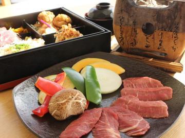 WAON(和音) 御膳セット(Special Bento Box)