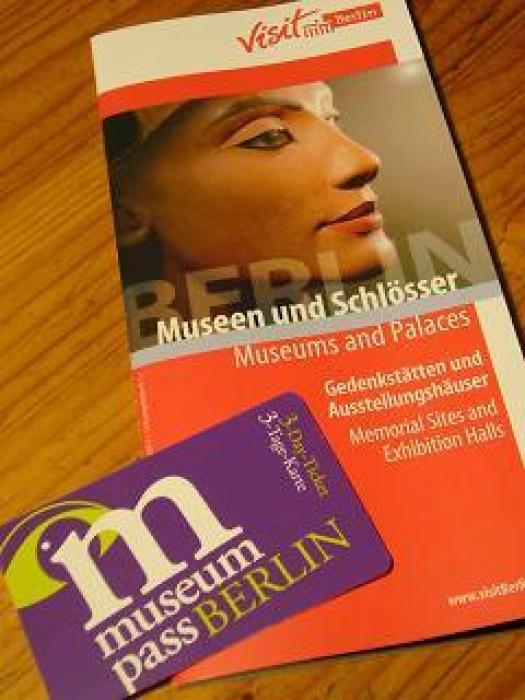 ベルリンの美術館巡りの写真|ピックアップ! ドイツ 世界遺産・美術館情報