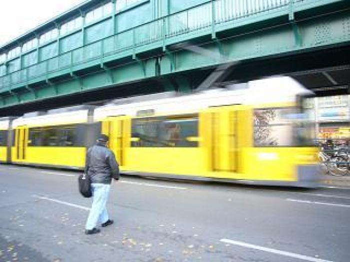 ベルリンのバス・トラム事情の写真|ピックアップ! ドイツ 交通情報