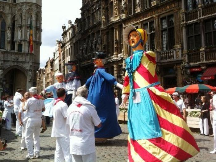 ブリュッセルの世界遺産の写真|ピックアップ! ベルギー 世界遺産・美術館情報