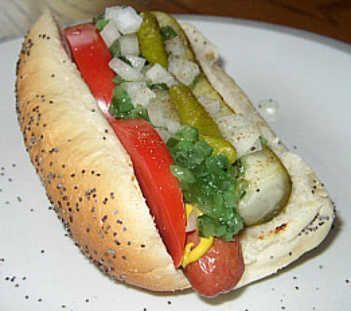 シカゴのおすすめ料理の写真|ピックアップ! アメリカ 料理・グルメ情報