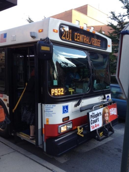シカゴのバス事情の写真|ピックアップ! アメリカ 交通情報