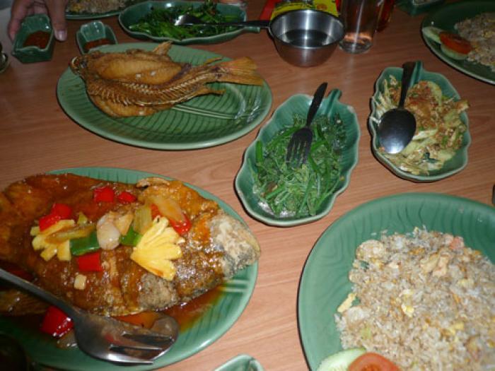 バリのおすすめレストランの写真|ピックアップ! インドネシア 料理・グルメ情報